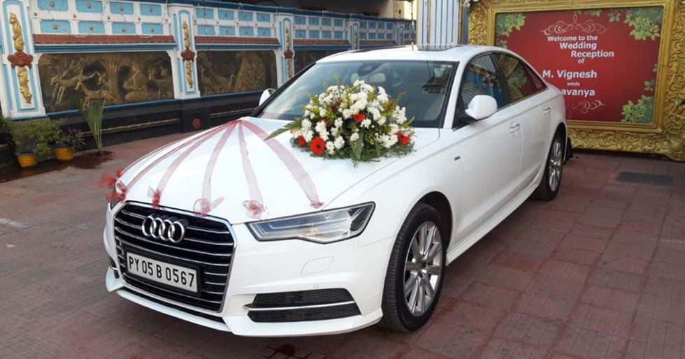 Audi A6 Car Rental Chennai
