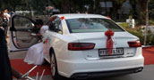 Audi A6 Car Hire In Chennai