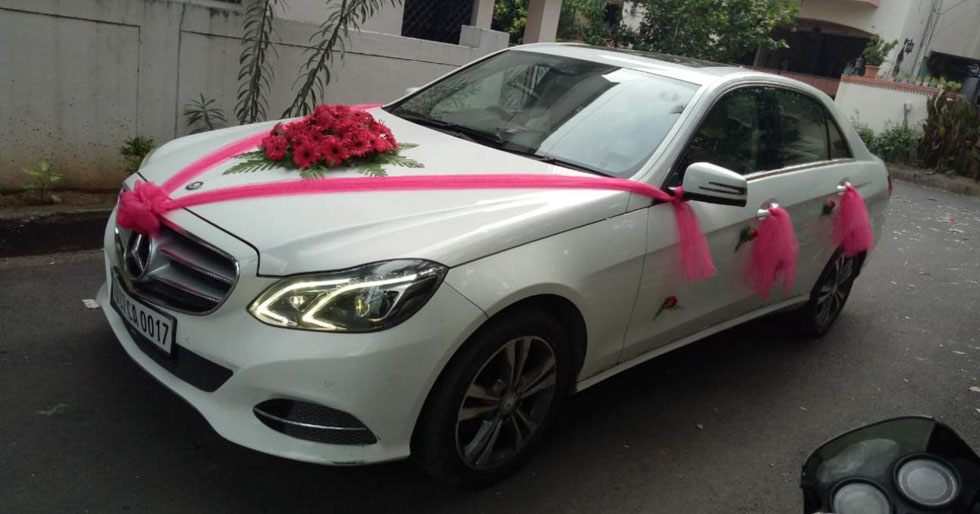 Benz S Class Rental For Event