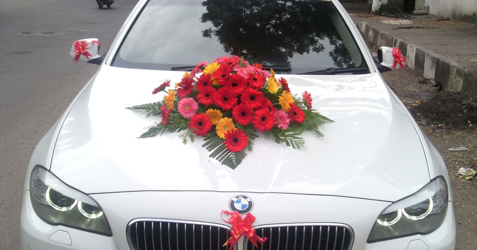 bmw 5 series car rental in chennai