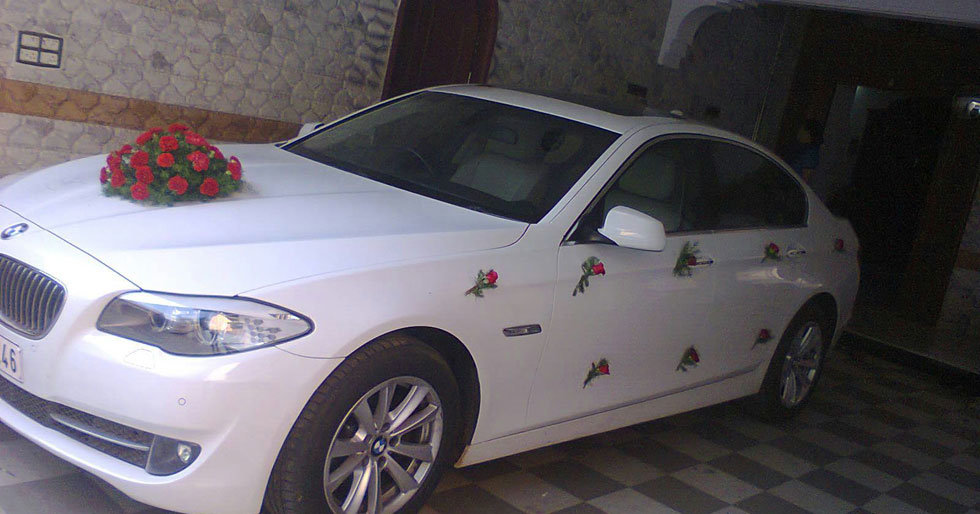 bmw 5 series rental in chennai