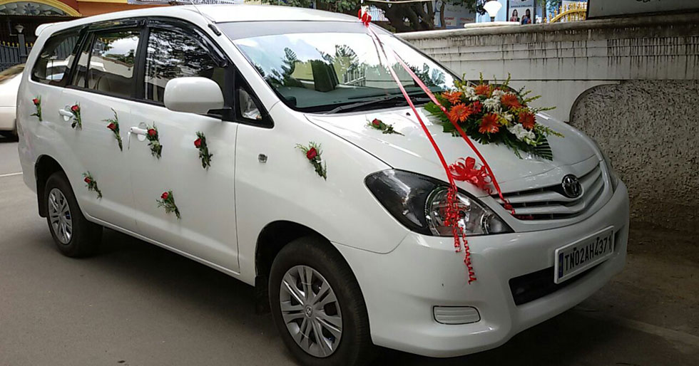 innova car rental in chennai